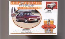 VL COMMODORE '98 HOLDEN MOTORS 50th ANNIVERSARY COVER 1