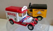 Matchbox Vntg. 1929 Morris Van Beefeater delivery truck London + FREE Cutty Sark
