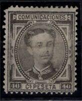 P133278/ SPAIN – ALFONSO XII – EDIFIL # 178 MINT NO GUM – CV 135 $