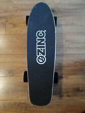 Zinc electric skateboard