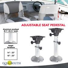 Adjustable Boat Seat Pedestal