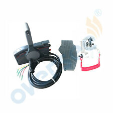 703-48205-1A -16 Remote Control Assy 10 Pin 5 M Cable For Yamaha Parsun Outboard