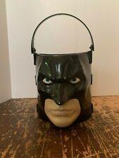 Vintage Batman The Dark Knight Halloween Trick Or Treat Pail