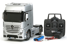 Tamiya 1/14 RC MERCEDES-BENZ ACTROS 1851 GIGASPACE FULL OPERATION KIT 56334