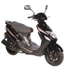 Motorroller GMX 460 Sport 25 km/h schwarz Euro 4 Abgasnorm 50 ccm Scooter B-Ware