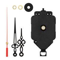 Clock Movement Wall Clock Mechanism DIY Repair Parts Replacement Kit - 3 Hands
