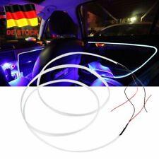 4M Auto LED Ambientebeleuchtung Innenraum Beleuchtung Lichtleiste Licht DIY DHL