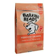 Barking Heads Adult Dry Dog Food - Pooched Salmon - 12kg