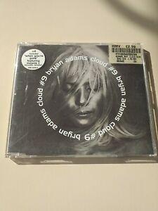 Bryan Adams Cloud #9 CD Single