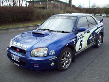 Subaru impreza STI WRX rep FSH Private Plate 11 months MOT Please read fully