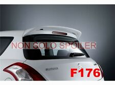 SPOILER  ALETTONE GREZZO  SUZUKI SWIFT DOPO 2010 F176G-TR176-1