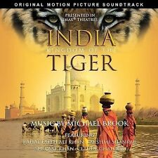 India: Kingdom of the Tiger ~ Original Soundtrack 2003 (Audio CD)