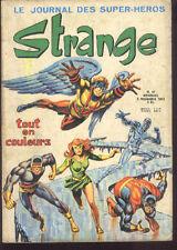 STRANGE 47 Les Super-Heros de Stan LEE 73 No Poster DAREDEVIL SPIDERMAN IRON MAN