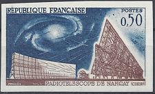 ESPACIO SATÉLITE Nº1362 SELLO NO DENTADO IMPERF 1962 - NEUF LUXE MNH