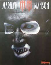 Marilyn Manson  /  Evanescence  __  1 Poster / Plakat   __   45 cm x 58 cm