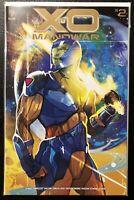 🔥🚨 X-O MANOWAR # 2 RARE GOLD Christian Ward Variant Valiant NM Gemini Shipping