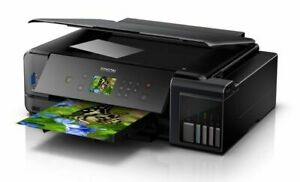 Epson ET-7750 Expression EcoTank 5 Colour Multi-Function A3 Inject Printer