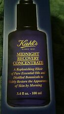 Kiehl's-Midnight Recovery Concentrate Replenishing Elixir - 3.4 Oz - Nib