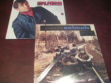 ERIC BURDON & THE ANIMALS COMPLETE HITS + STEREO MONTEREY SKY PILOT 4 LP SET