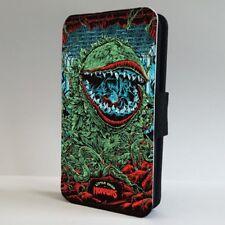 Pequeña tienda de los horrores musical Flip Teléfono Estuche Cubierta para iPhone Samsung