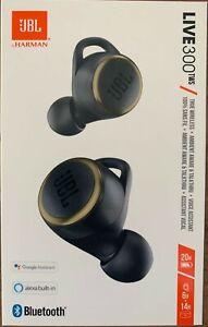 JBL Live 300tws Bluetooth Auriculares - Negro (Nuevo) (Envío rápido)