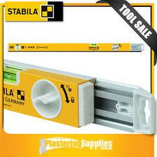 Stabila Spirit Box Level 80-127cm Telescopic 2 Vials 18880 80T/80-127