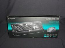 Logitech - Wireless Combo mk620