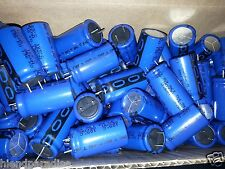 200X NEW BC PHILIPS 136 2200uF 35v HQ VERY LOW ESR HI END Caps FOR AUDIO lm3875!