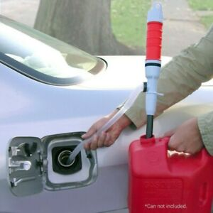 Liquid Transfer Pump Siphon Electric Powered Pump Gas Oil Liquid Water Fish Tank