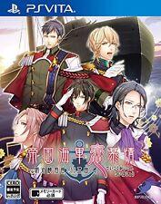 NEW PS Vita Teikoku Kaigun Renbojou Meiji Yokosuka Koushinkyoku