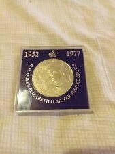 1977 Silver Jubilee commemorative crown coin - Natwest plastic case