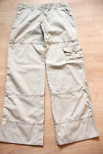 BODEN  cargo pocket  cotton wideleg  trousers size 10R NEW