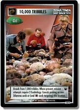 Star Trek CCG TwT Trouble With Tribbles 10,000 Tribbles (Go) 132R