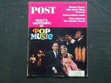 1967 JULY 15 THE SATURDAY EVENING POST MAGAZINE - RICHARD SPECK PT. 2 - SP 2433