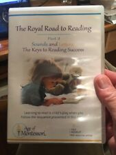 The Royal Road To Reading Part 2 Sounds And Letters Dvd Age Of Montessori