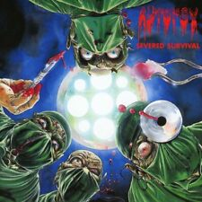 Autopsy Severed Survival 2018 Peaceville European Remaster Pre-Owned CD (LN)