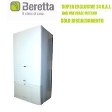 CALDAIA BERETTA SUPER EXCLUSIVE 24 R.A.I. RAI CAMERA APERTA PER BOILER NO ACQUA