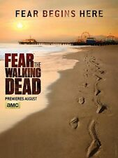Fear The Walking Dead (2015) TV Poster (24x36) - Robert Kirkman v1