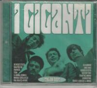 CD I GIGANTI :ITALIAN BEAT    NUOVO SIGILLATO