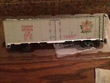 Lionel 17337 Canadian National Steel Sided Reefer New in Box!