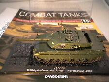 Deagostini Combat Tanks Issue 15 - C1 Ariete Italy 2002