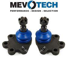 For Chevrolet Astro Blazer Pair Set of 2 Front Lower Ball Joints Mevotech MK6291