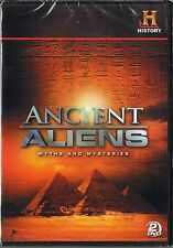 ANCIENT ALIENS: MYTHS AND MYSTERIES  (DVD 2 Discs)  History Channel