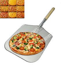 """Pelle à Pizza Manche en Bois 12""""/12 x 14"""" Lame/Boulanger Pizza Pagaie/Pizza Four"""