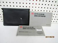 2004 Dodge Intrepid Owners Manual Set   FREE SHIPPING