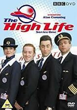 THE HIGH LIFE- SERIES ONE (DVD) REGION: 2+4, NEW, FREE POST WITHIN AUSTRALIA