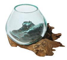 Handgefertigte Deko-Vasen aus Holz fürs Wohnzimmer günstig kaufen | eBay