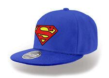 Superman 'Logo' Gorra Béisbol - Nuevo y Oficial