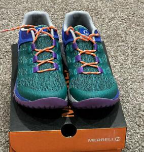 Merrell Antora Womens Shoes Size 7 Hiking Trail Running
