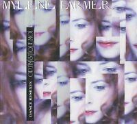 Mylène Farmer Maxi CD Optimistique-moi (Dance Remixes) - Vol.1 - France (M/M)